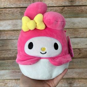 Squishmallow Hello Kitty My Melody Pink NEW